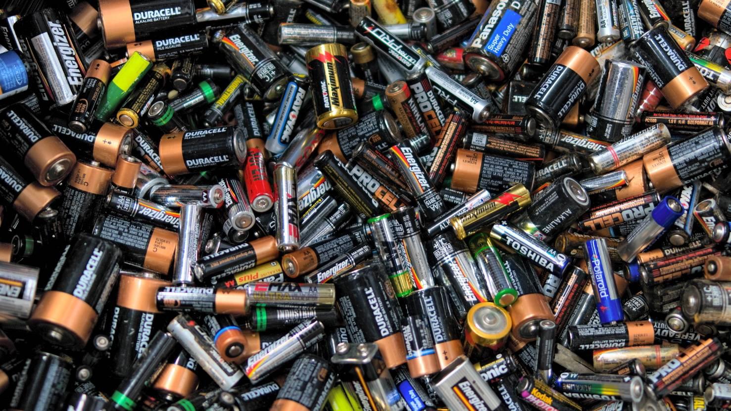 seksfilm Zouden de batterijen het nog doen?
