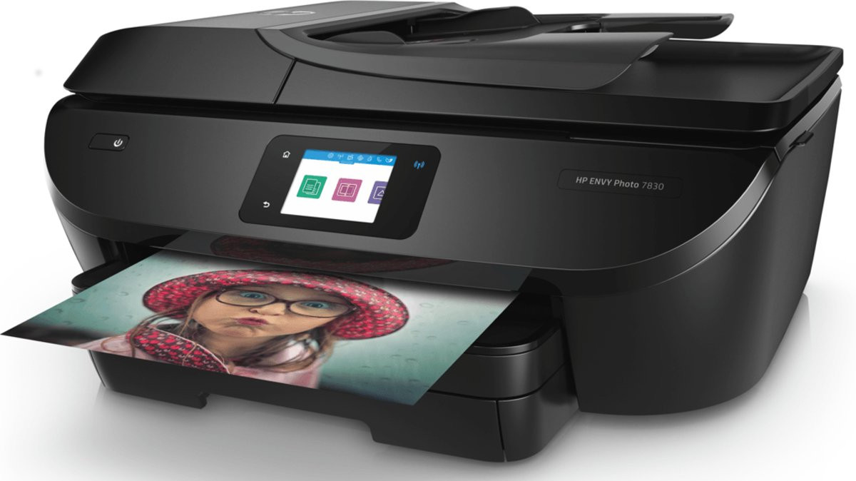 De Hp Envy Photo 7830 All In One Fotoprinter Digifoto Pro