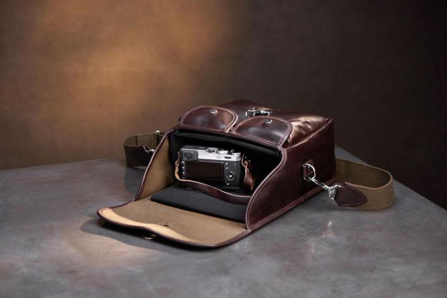 Hawkesmill England lanceert nieuwe luxe cameratassen
