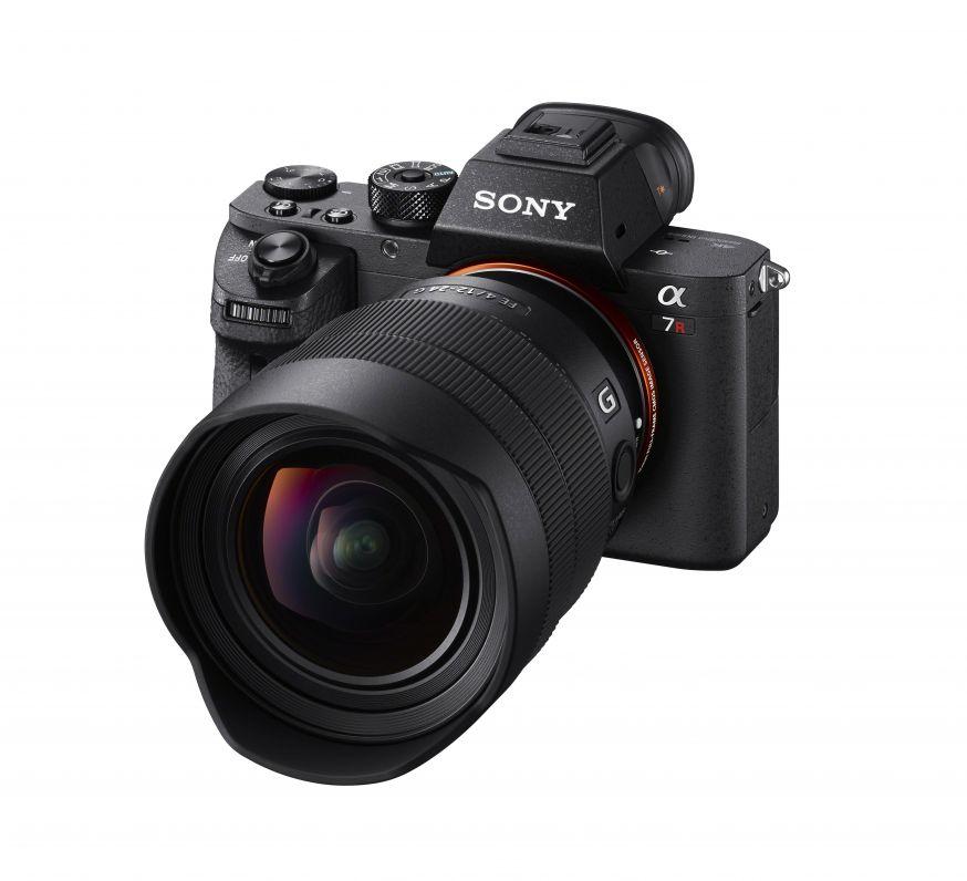 Nieuw Sony-objectief: FE 12-24mm f/4 G