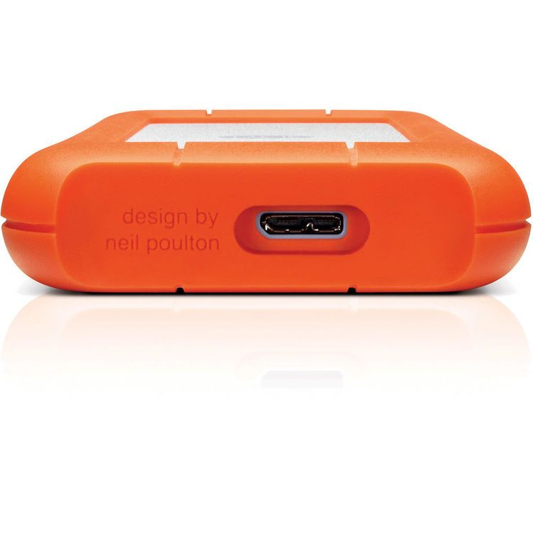 LaCie Rugged World Back up Day