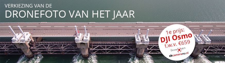 Dronefoto van het jaar