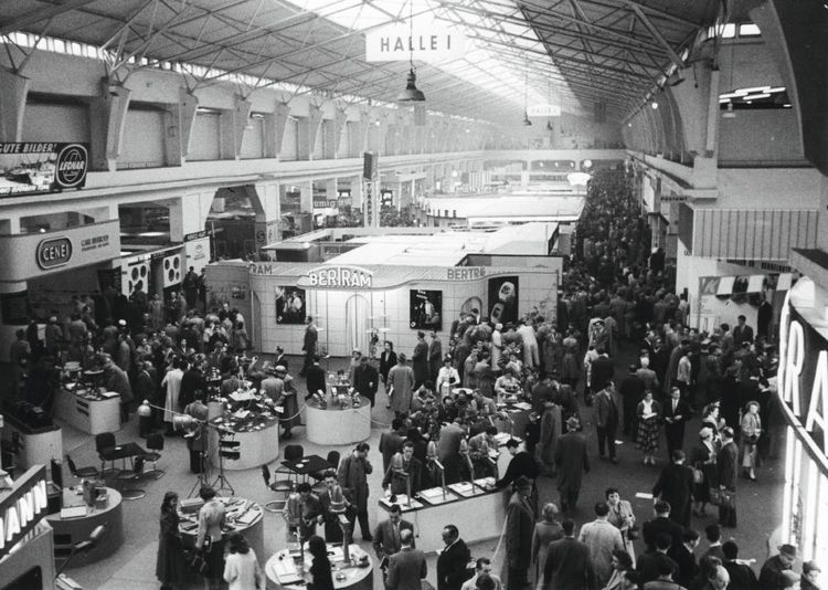 photokina 1950