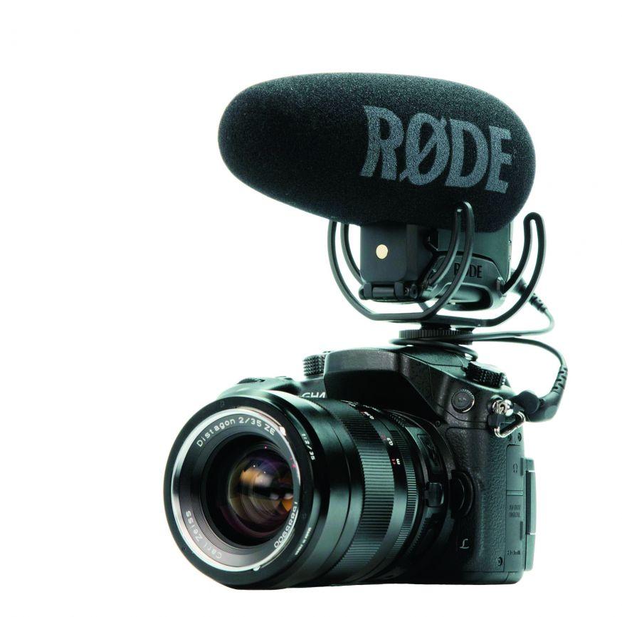 RØDE VideoMic Pro +