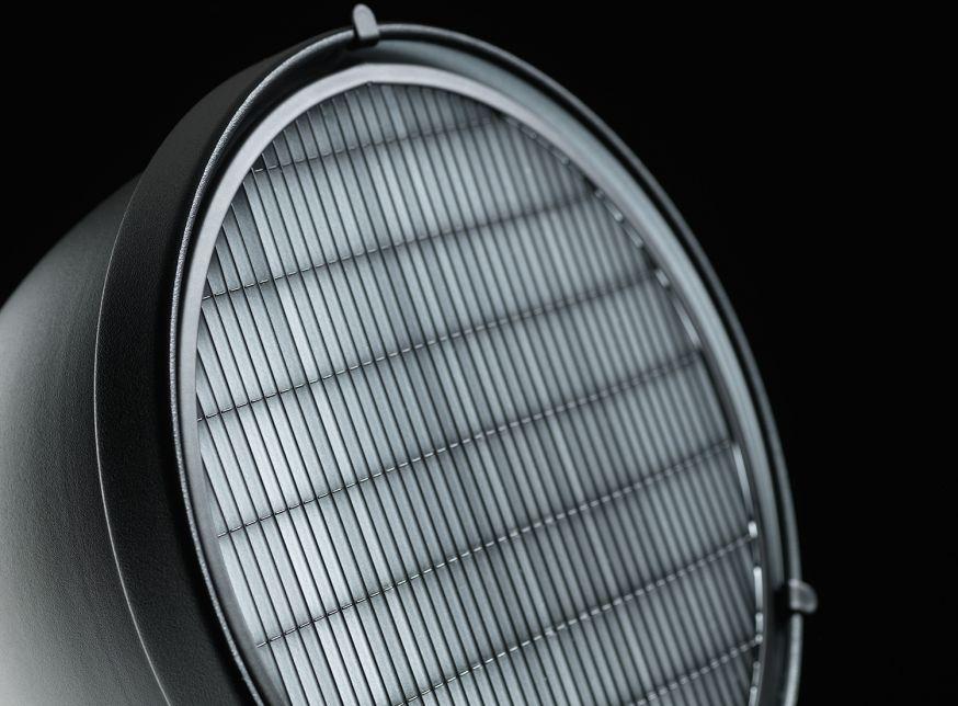 Transcontinenta introduceert Strip Grid 5:1 voor P70 reflector
