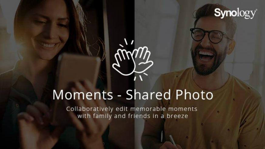 Persoonlijke foto-opslag Altijd en overal je foto's en video's bekijken dankzij Synology Moments
