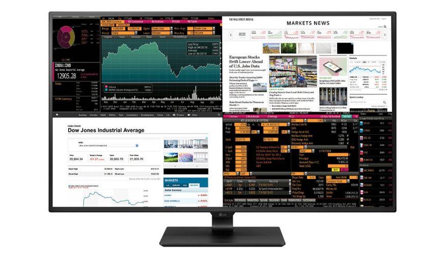 Nieuw van LG: 42-inch 4K-monitor