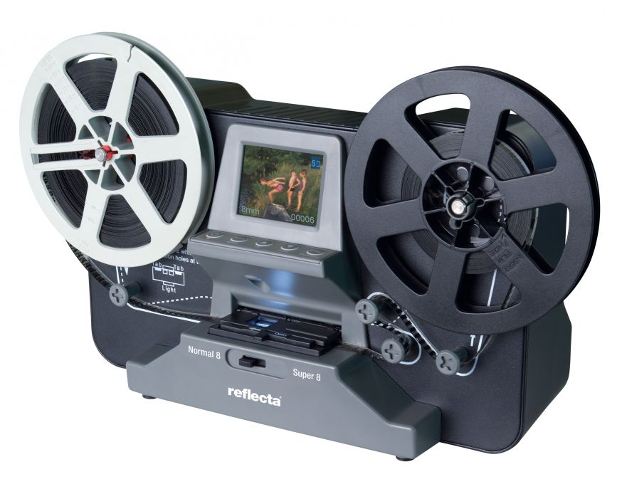 Reflecta brengt nieuwe filmscanner op de markt