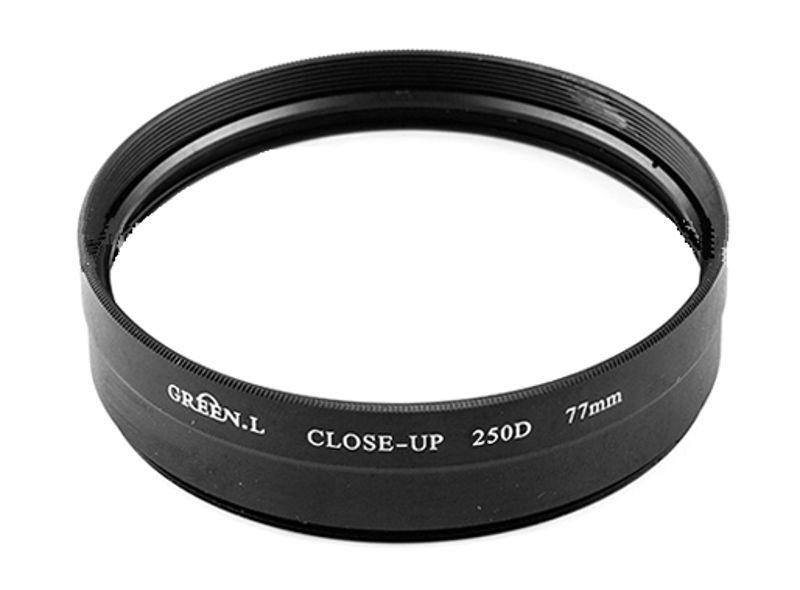Green.L 250D close-up lenzen