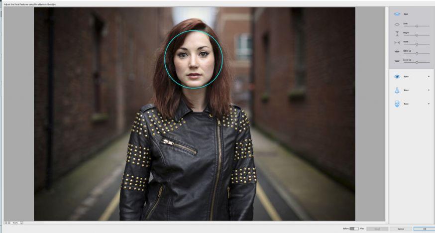 Adobe Photoshop Elements 15 portrait