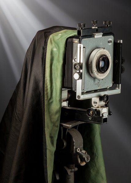 Ansel Adams veiling camera