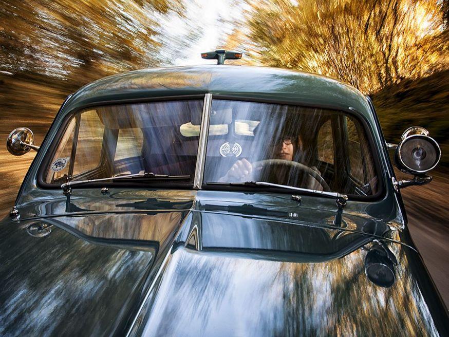 Creatieve autofotografie - Arno Marx