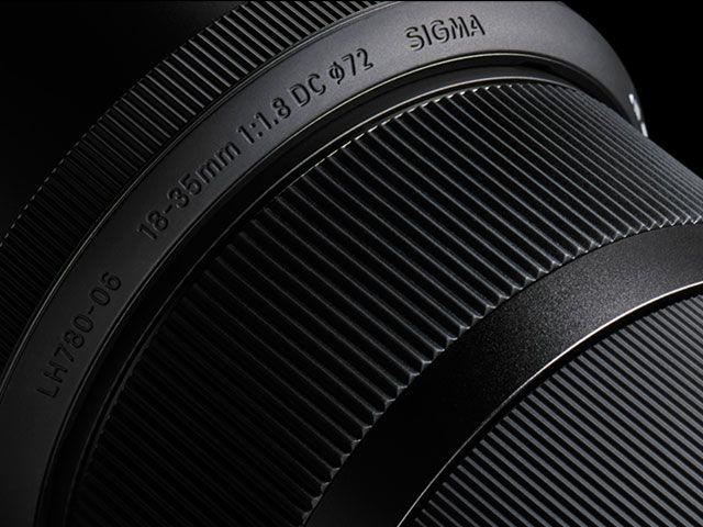 Sigma Art 18-35mm