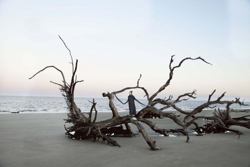 Sofia Colvin combineert mode, fotografie en natuur