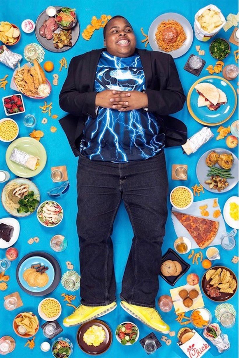 Een serie over gezond eten