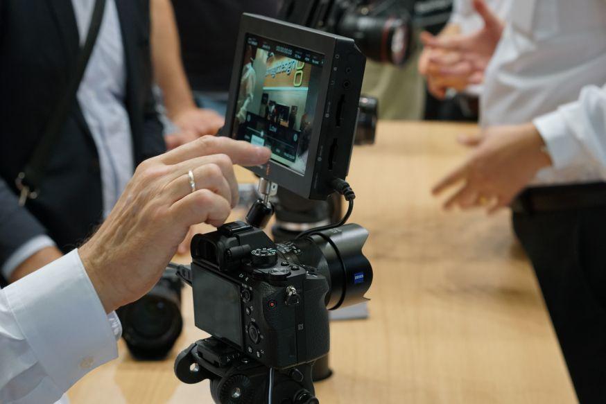 Blackmagic Design - Video Assist monitor / recorders