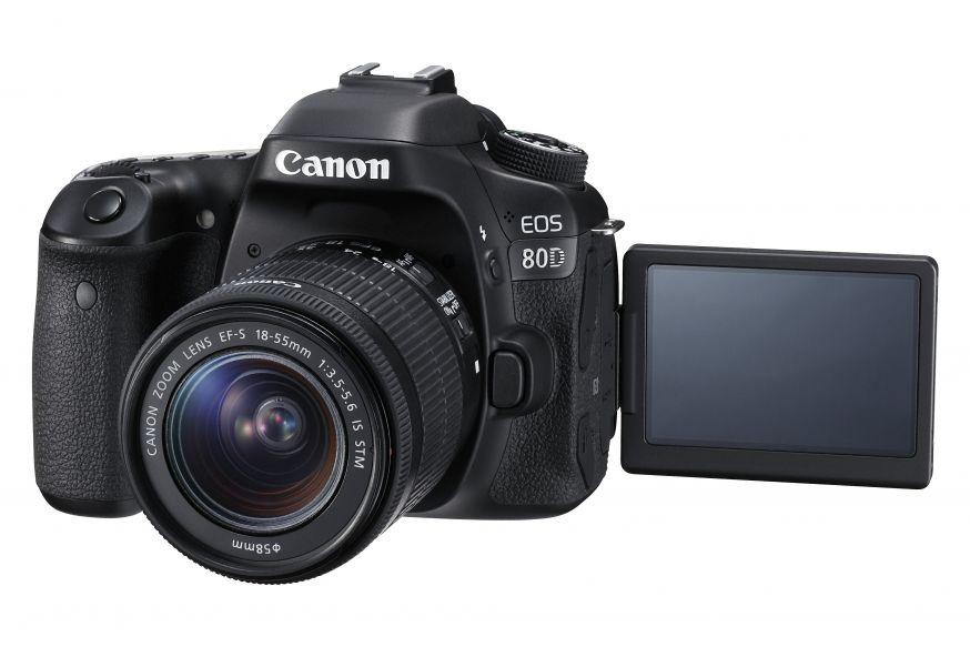 Canon OS 80D
