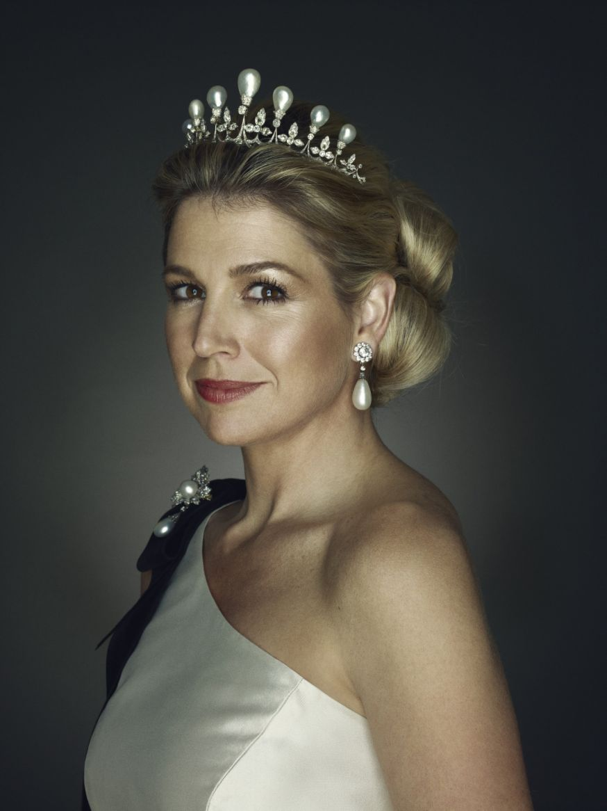Erwin Olaf - Her Royal Highness Princess Maxima of the Netherlands, 2011.jpg