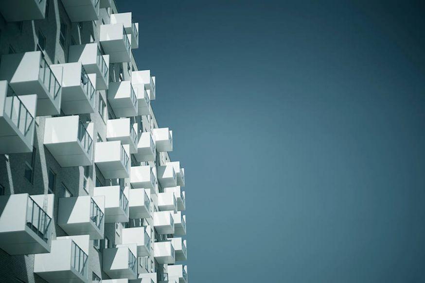 Bijzondere architectuurfotografie door Kim Høltermand