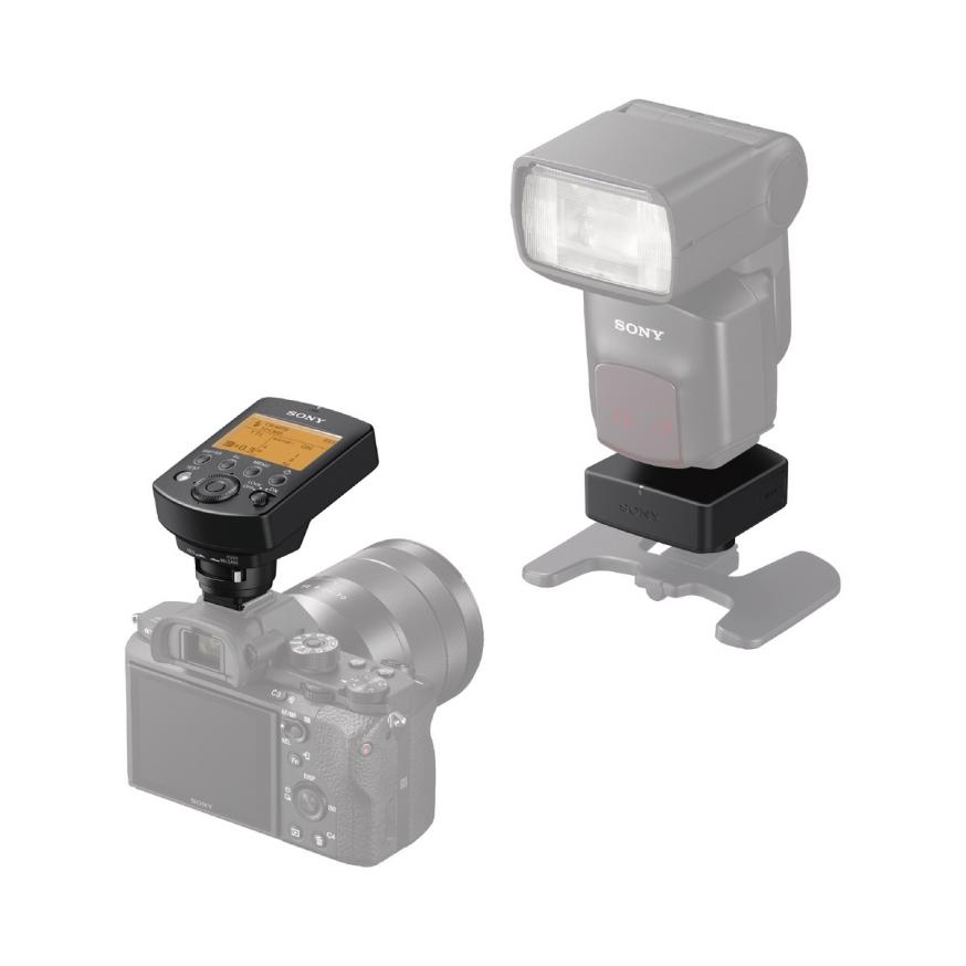 Nieuw belichtingssysteem voor Alpha camera's van Sony