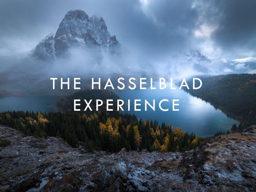 Hasselblad Experience
