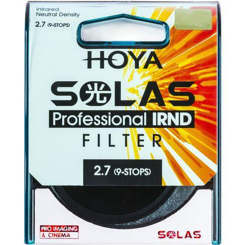 Hoya Solas IRND filter