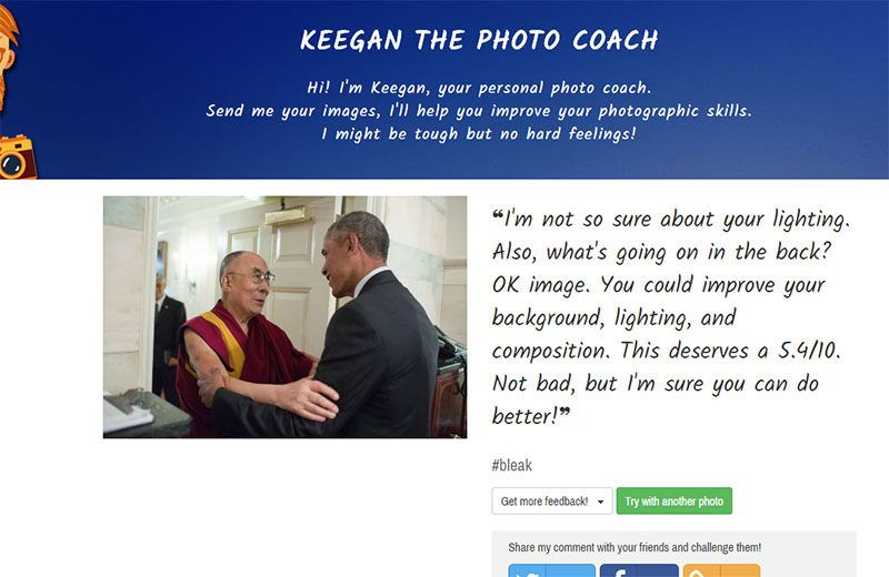 Keegan Obama