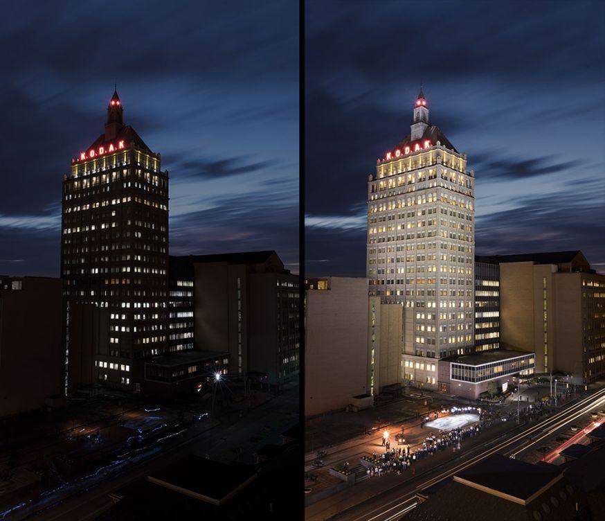 Kodak Tower RIT Big Shot