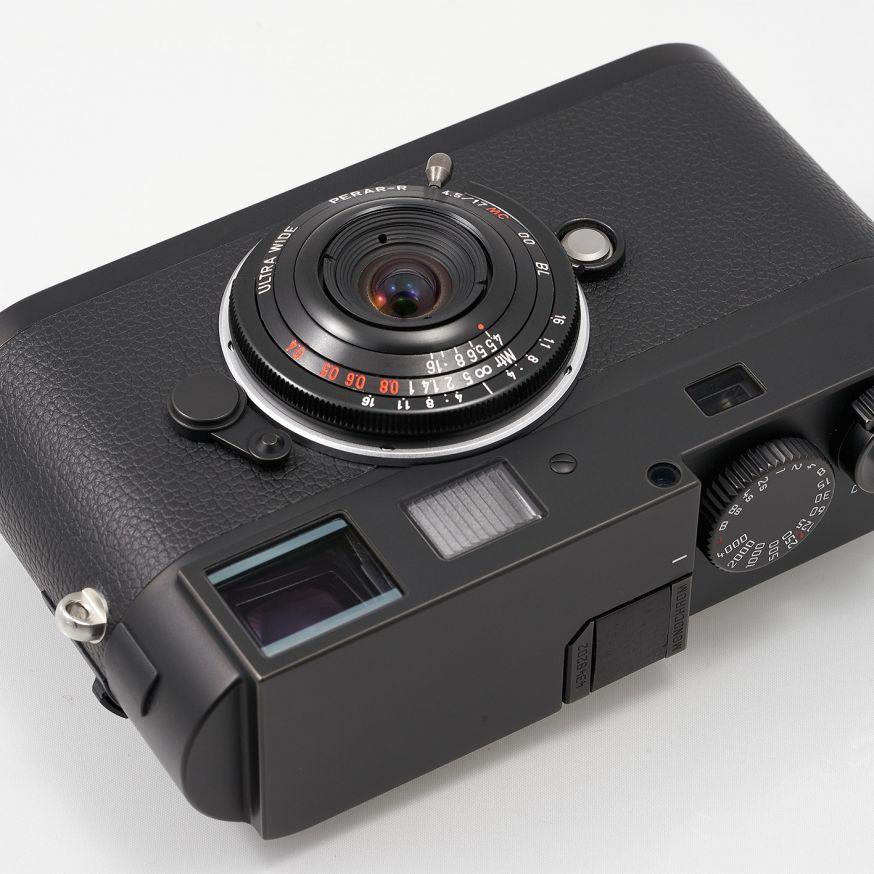 MS Optics Perar 17mm f/4.5 voor Leica M
