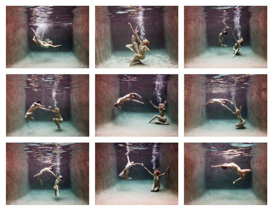 Micky Hoogendijk - Danser dans l'Eau - Courtesy Eduard Planting Gallery