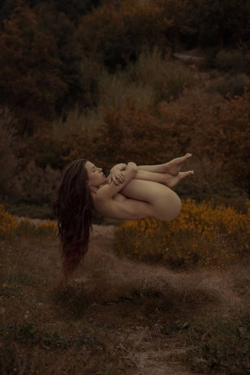 Jessica Pascucci fotografeert mysterieuze wezens