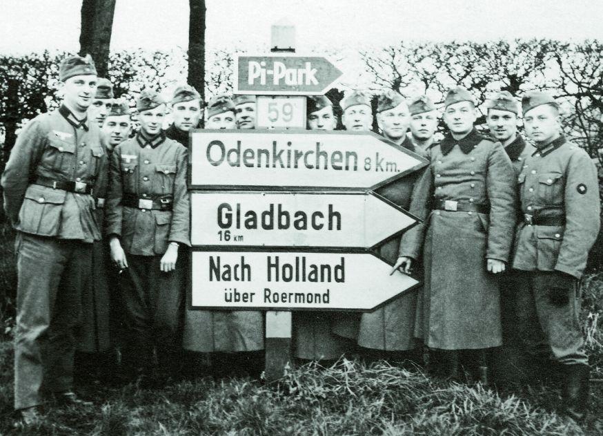 Nach Holland fotoboek