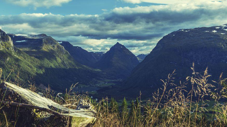 Met Raf Olaerts op reis naar Noorwegen