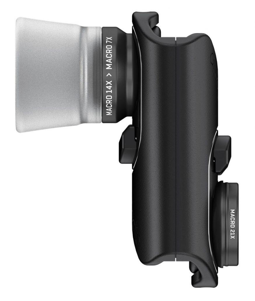 Olloclip iPhone 7 lens