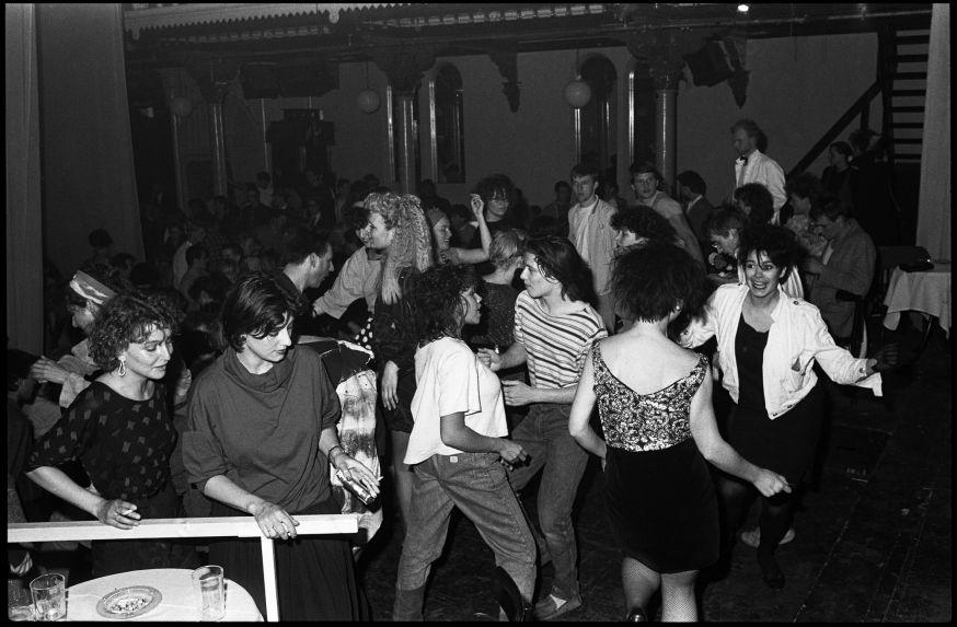 Pepclub in Paradiso, (c) Roy Tee 1984