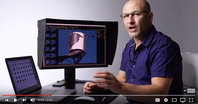 Phocus 3.1 Hasselblad tutorial