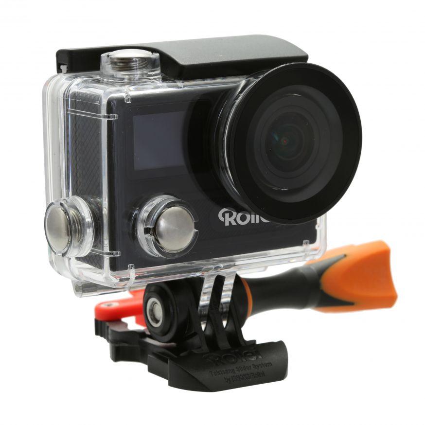 rollei komt met nieuwe 4k actioncam 430 digifoto pro. Black Bedroom Furniture Sets. Home Design Ideas
