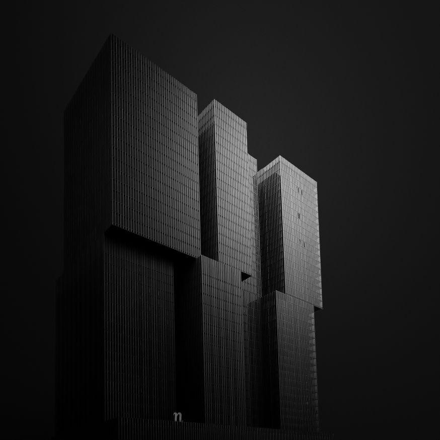 Rotterdam door de ogen van Gediminas Karbauskis