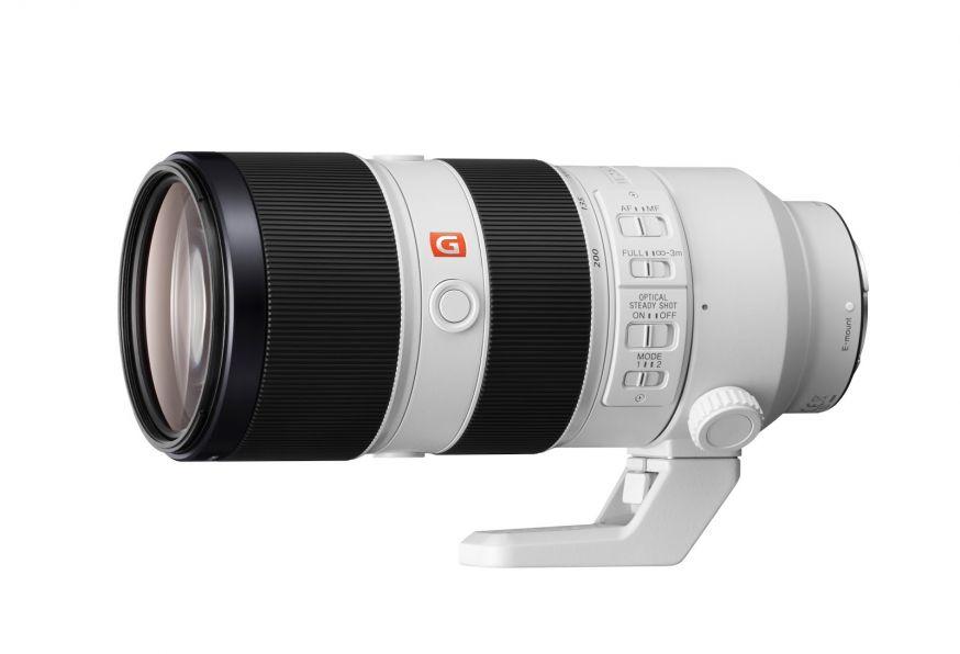 Prijs en release datum bekend voor Sony 70-200mm f/2.8