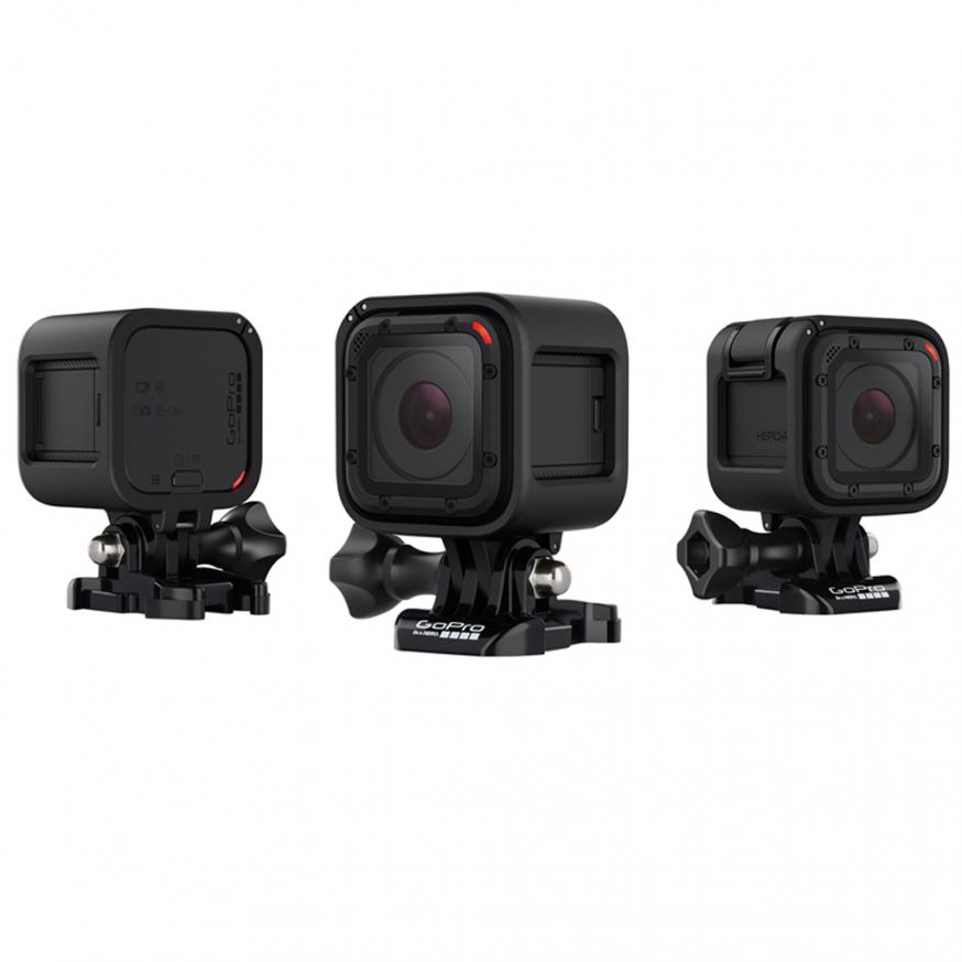 Nieuwe GoPro camera in 2017