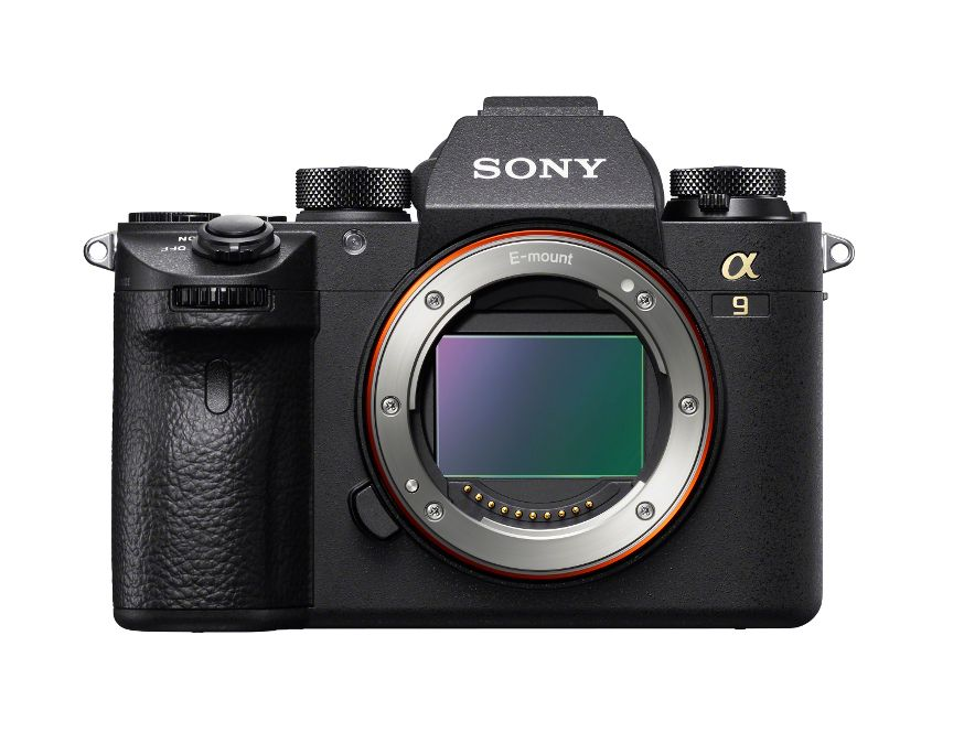 Sony A9 DIGIFOTO Pro Front Large Front