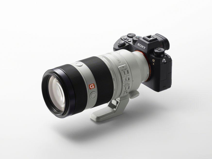 Sony G-Master 100-400