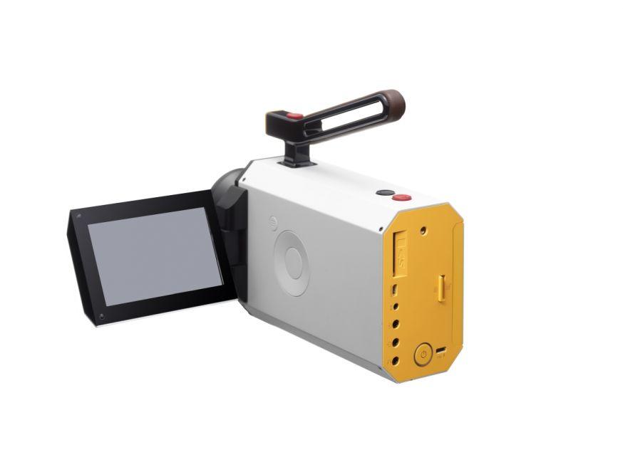 Kodak super 8 aansluitingen en viewfinder