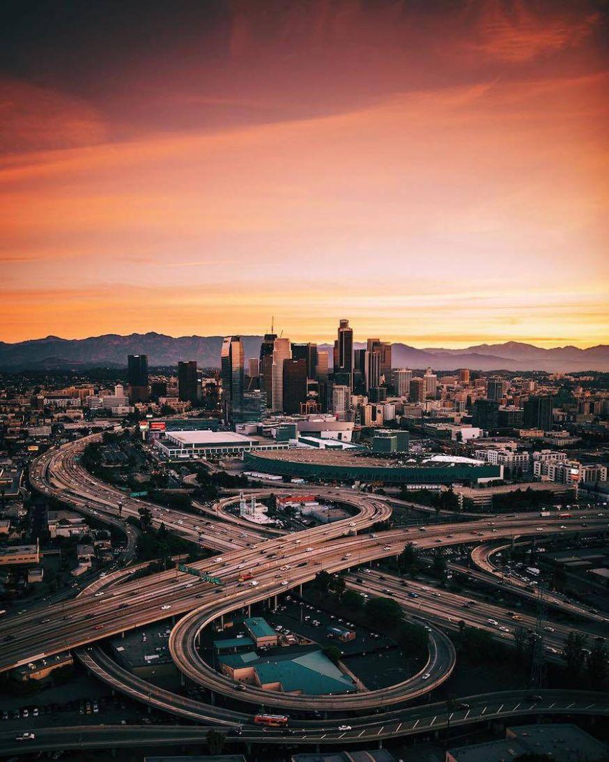 Bijzonder mooie luchtfotografie