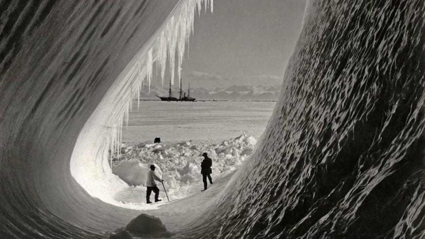 Terra Nova - Herbert G. Ponting (1911)