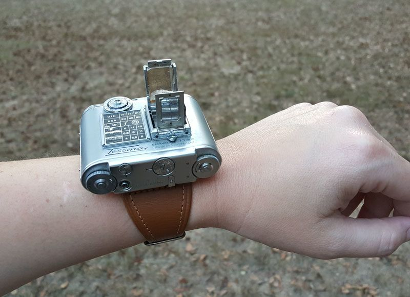 Tessina vintage camera