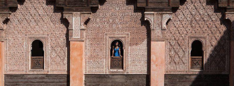 Foto's van Marokko gemaakt met Hasselblad Xpan