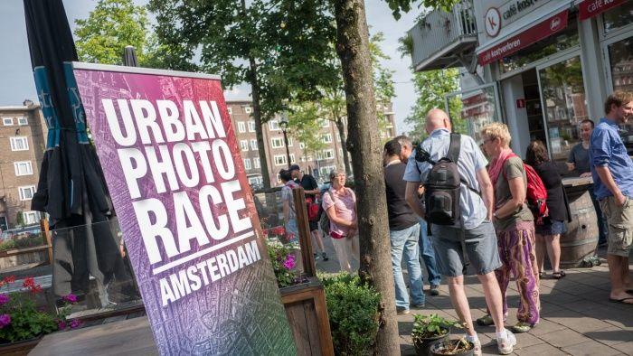 Urban Photo Race