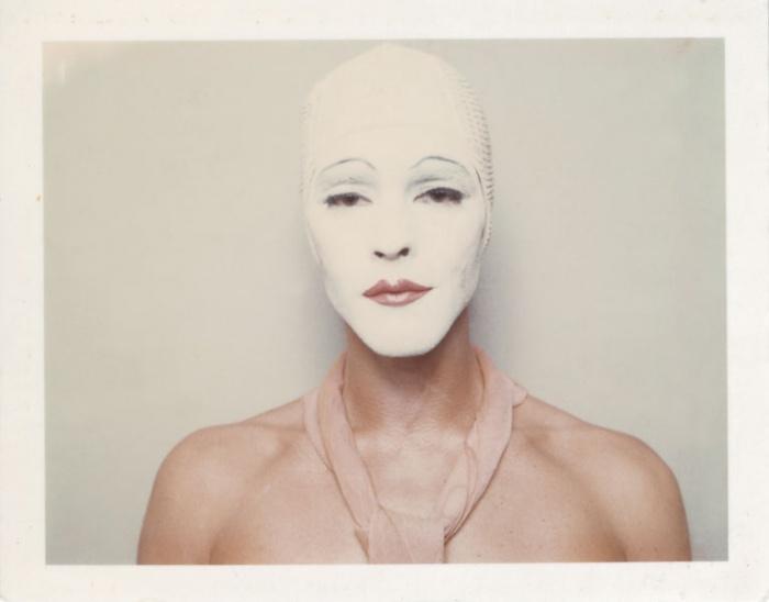 Expositie: ULAY | Polaroids