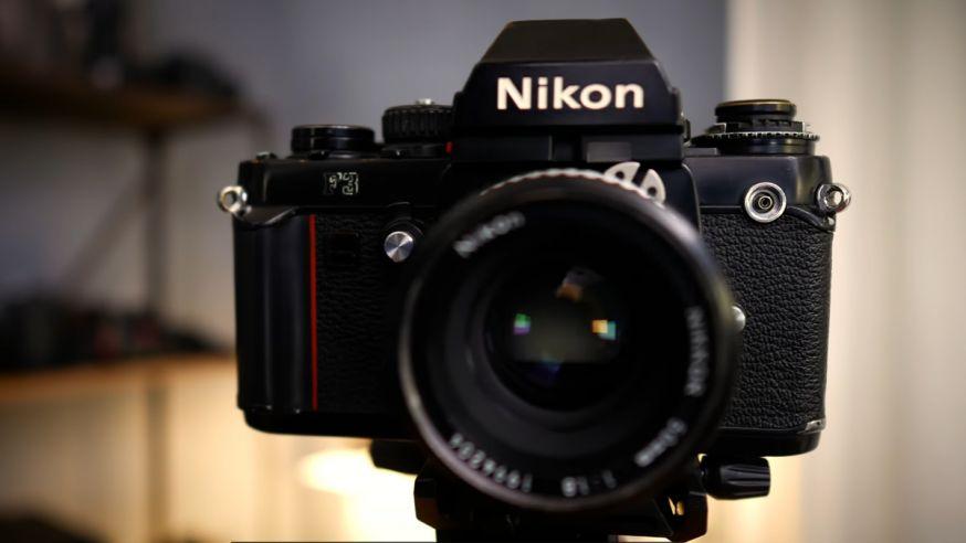 Waarom je een Nikon F4 zou moeten hebben